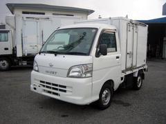 ハイゼットトラック冷蔵冷凍車 中温冷凍車 4WD冷凍車