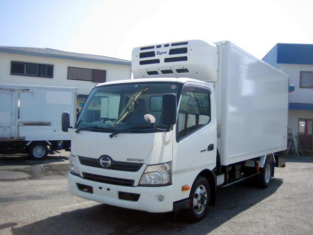 日野 冷蔵冷凍車 低温冷凍車 スタンバイ付冷凍車