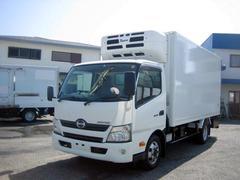 デュトロ冷蔵冷凍車 低温冷凍車 スタンバイ付冷凍車