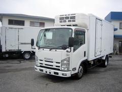 エルフトラック冷蔵冷凍車 低温冷凍車 2tロング冷凍車