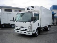 エルフトラック冷蔵冷凍車 中温冷凍車 2.95tワイドロング冷凍車