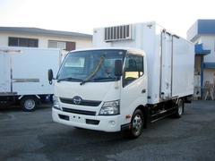 デュトロ冷蔵冷凍車 低温冷凍車 2室仕様冷凍車
