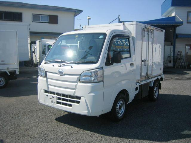 ダイハツ 冷蔵冷凍車 中温冷凍車 -5度設定冷凍車