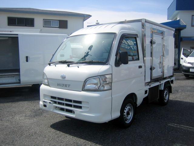 ダイハツ 冷蔵冷凍車 低温冷凍車 ー22度設定冷凍車