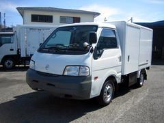 バネットトラック冷蔵冷凍車 中温冷凍車 −7度設定冷凍車
