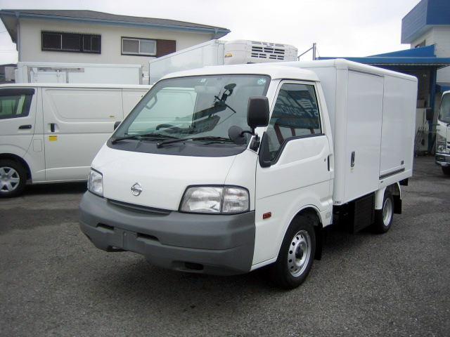 日産 冷蔵冷凍車 中温冷凍車 -7度設定冷凍車