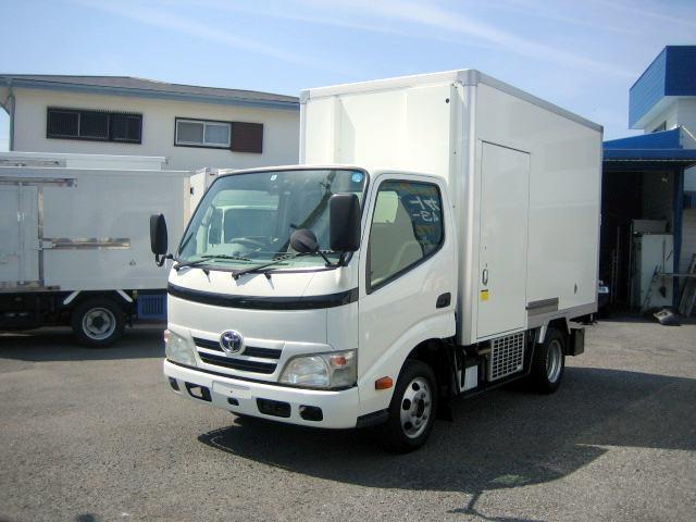 トヨタ 冷蔵冷凍車 低温冷凍車 オートマ限定対応冷凍車
