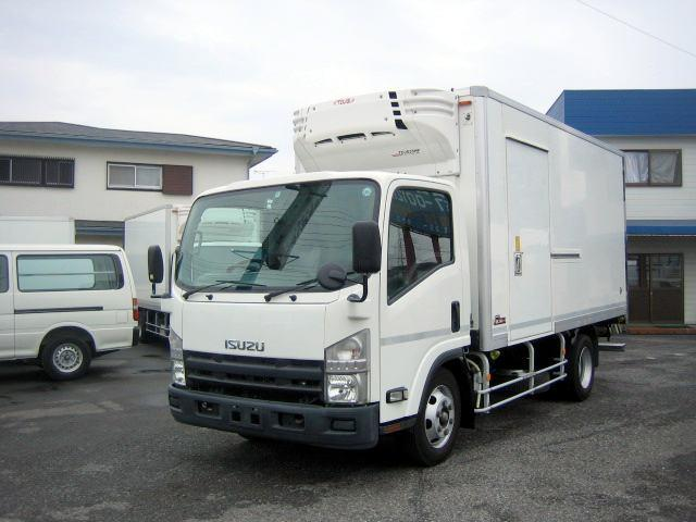 いすゞ 冷蔵冷凍車 低温冷凍車 ワイドロング冷凍車 オートマ冷凍車