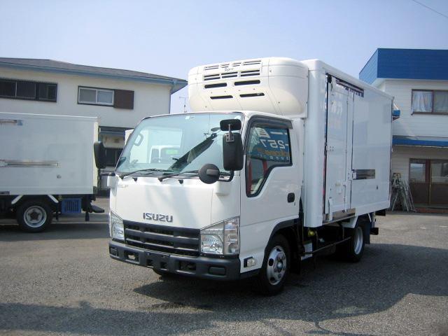 いすゞ 冷蔵冷凍車 低温冷凍車 スタンバイ付冷凍車 オートマ限定対応