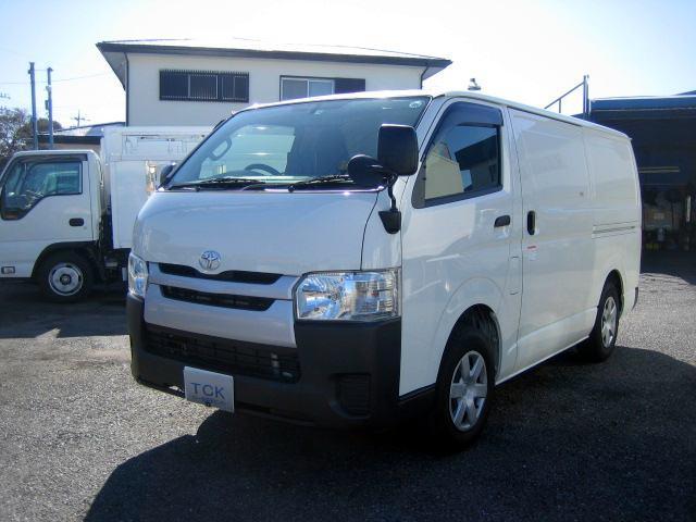 トヨタ 冷蔵冷凍車 低温冷凍車 4WD冷凍車 -22度設定冷凍車
