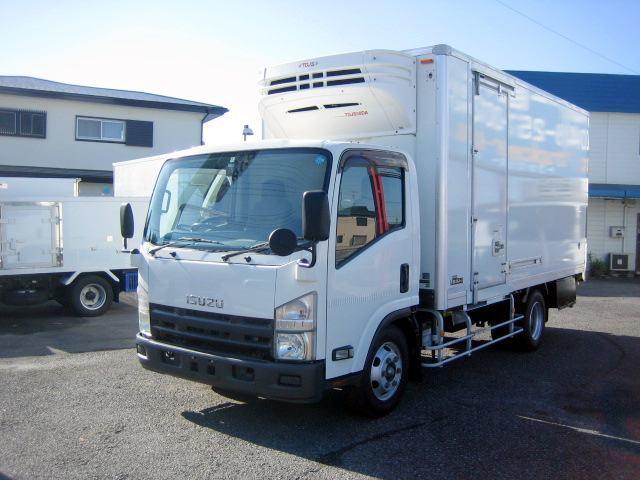 いすゞ 冷蔵冷凍車 低温冷凍車 ワイドロング冷凍車 加温機能
