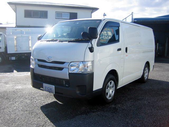 トヨタ 冷蔵冷凍車 低温冷凍車 4WD冷凍車 -22度設定