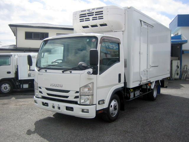 いすゞ 冷蔵冷凍車 中温冷凍車 ワイドロング冷凍車 加温機能付