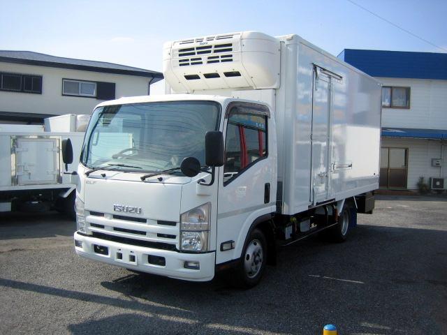いすゞ 冷蔵冷凍車 中温冷凍車 ワイドロング冷凍車 加温機能
