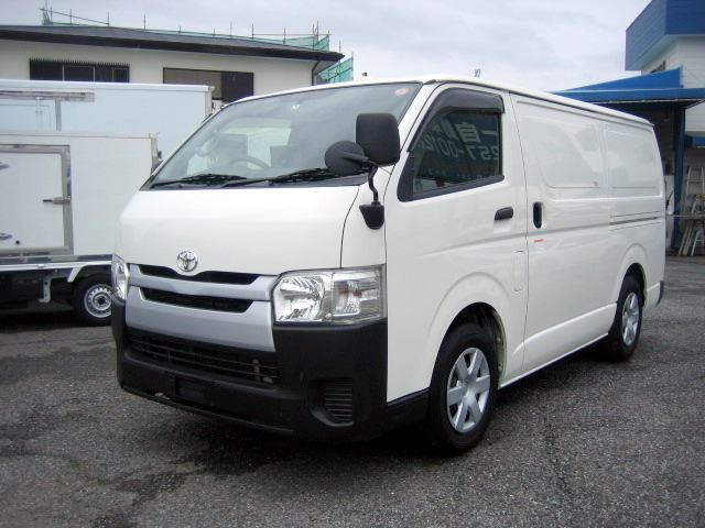 トヨタ 冷蔵冷凍車 低温冷凍車 -22度設定冷凍車 最終型冷凍車