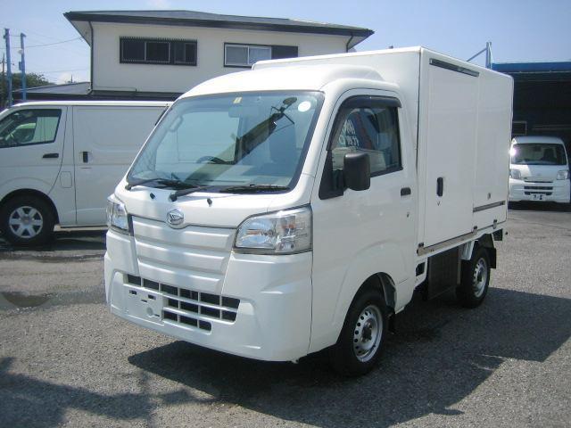 ダイハツ  冷蔵冷凍車 中温冷凍車 -7度設定冷凍車 オートマ冷凍車 ハイゼット冷凍車