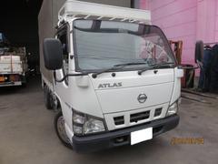 アトラストラック3t4No. P/G付き 土木工事仕様 幌車