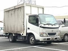 ダイナトラックフルジャストロー カーテン車 1400kg積み 5MT