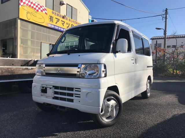 三菱 RX ターボハイルーフ 1オーナー ナビTV アルミ
