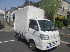 ハイゼットトラックエアコン・パワステ スペシャル オートマチック 幌付