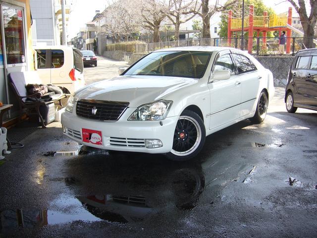 トヨタ ロイヤルサルーン プレミアム50th ED