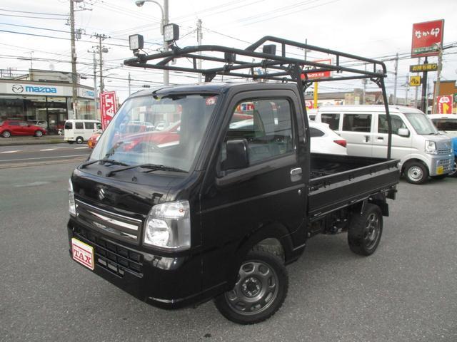 スズキ KCスペシャル 4WD AT リフトアップ ハードカーゴ