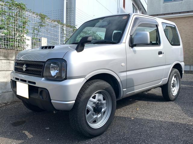 スズキ XG 4WD ターボ CD