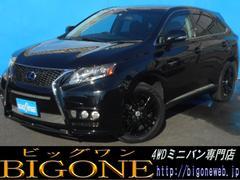 RXRX450h バージョンL 4WD サンルーフ 本革シート