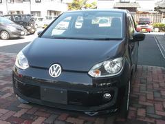 VW アップ!ハイ アップ! 5枚ドア シティエマージェンシーブレーキ