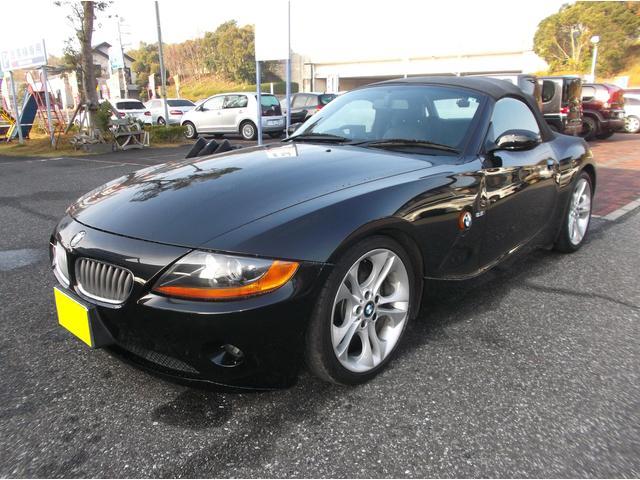 BMW 2.2i 電動オープン 黒革シート パナソニックナビ地デジ