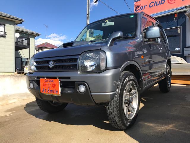 スズキ ランドベンチャー ワンーナー 4WD 革シート シートヒーター キーレス CD
