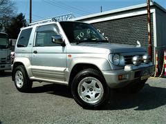 パジェロジュニアアニバーサリーリミテッド 4WD 5速 社外AWスタッドレス