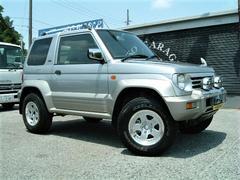 パジェロジュニアアニバーサリーLTD 4WD 5速 1オーナー