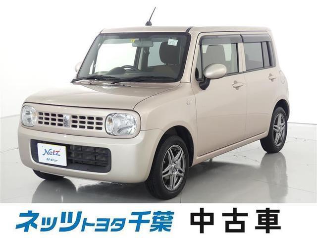スズキ G タイヤ4本交換/ETC/社外アルミホイール/アイドリングストップ/CDプレーヤー/ベンチシート