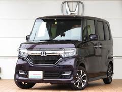 N−BOXカスタムG・Lホンダセンシング運転支援 試乗車 ドラレコ ナビ