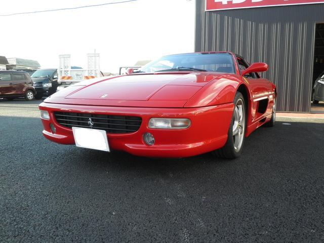 フェラーリ 後期XRシャーシ