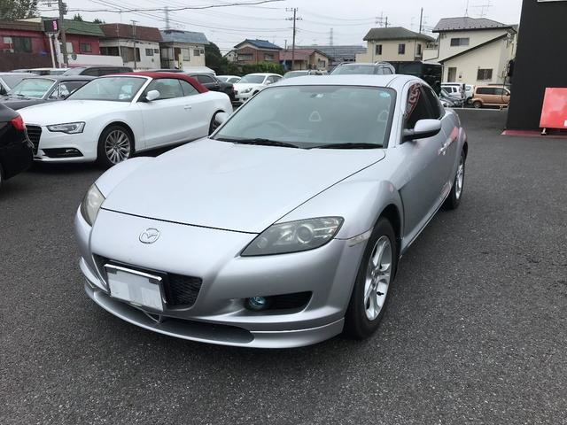 「マツダ」「RX-8」「クーペ」「千葉県」の中古車