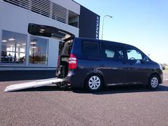 ノアX−L ウェルキャブ 8ナンバー車いす移動車 スロープ ナビ