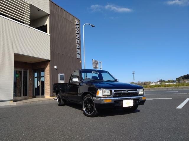 トヨタ ロングDX USベット ホワイトレター