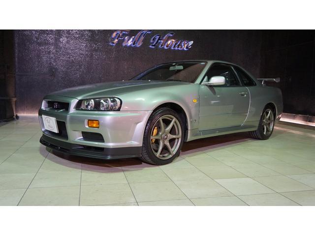 日産 GT-R Vスペック ワンオーナー