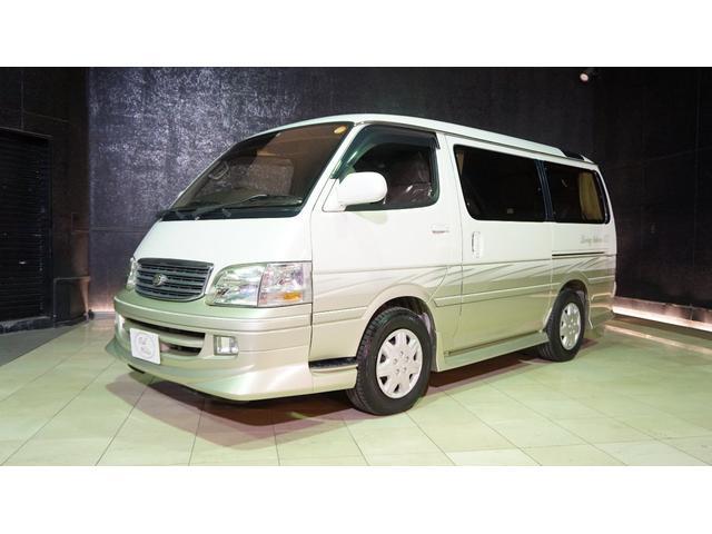 トヨタ リビングサルーンEX ワンオーナー 純正エアロ