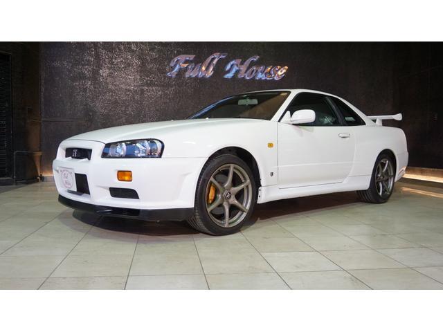 日産 GT-R ワンオーナー