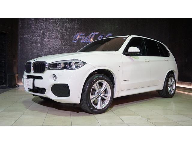 BMW xDrive 35d Mスポーツ ワンオーナー