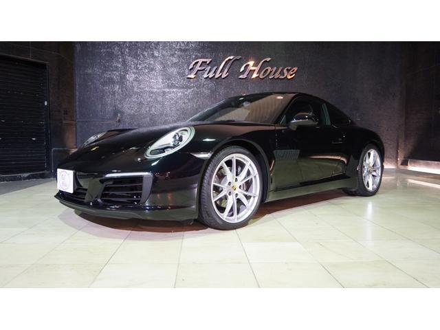 ポルシェ 911 911カレラ ワンオーナー スポーツエグゾースト