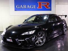 RX−8タイプRS ウェーバースポーツエアロ GTウイング 車高調