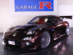 RX−7タイプRII エンジンO/H済 雨宮ワイドボディ ロールバー