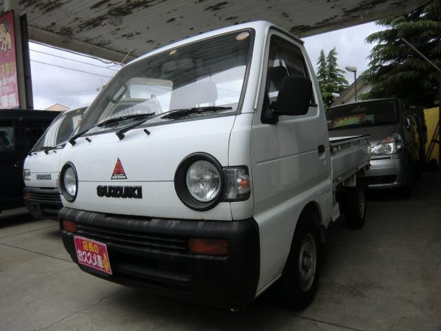 スズキ KC 4速マニュアル タイヤ8分山