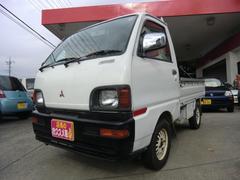 ミニキャブトラックTD 5速マニュアル エアコン ETC付き