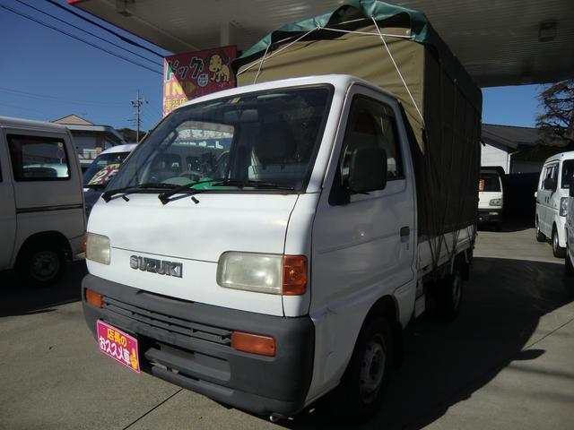 KC ホロ車 5速マニュアル ETC付き(1枚目)