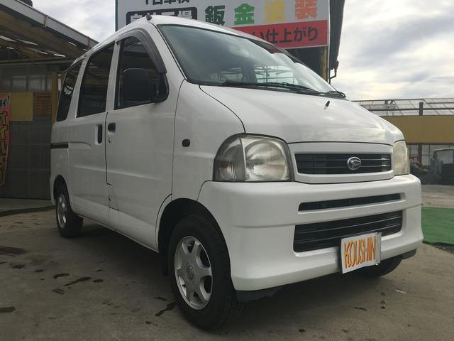 ダイハツ DX CNG車 天然ガス車